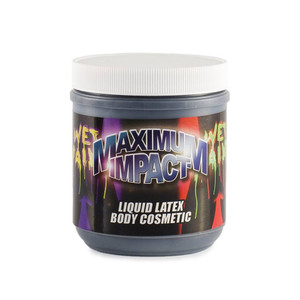 Maximum Impact Classic Latex Paint - Black