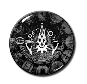 "Lacrimosa 1"" Pin"