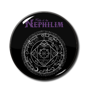"Fields of Nephilim 1"" Pin"