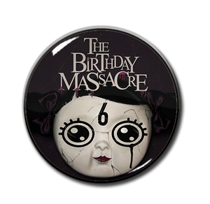 "The Birthday Massacre - Looking Glass 1"" Pin"