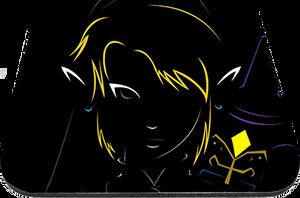 "Link 9x7"" Mousepad"