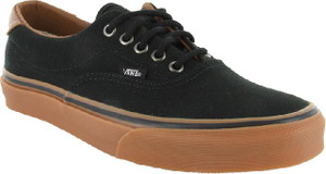 Vans - Era Black Gum Sneakers