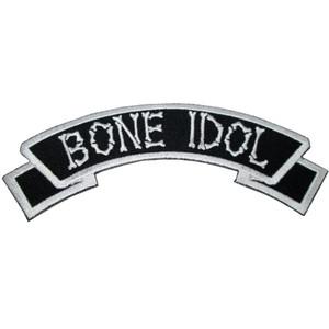Kreepsville 666 - Arch Bone Idol Iron On Patch