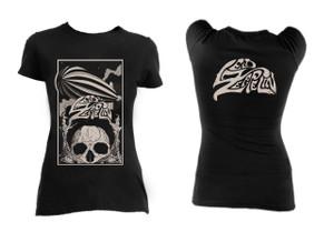 Led Zeppelin - Spirit of 69 Blouse T-Shirt