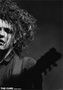 "The Cure - Robert Smith 24x36"" Poster"