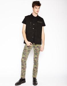 Tripp NYC - Zip & Stud Vest