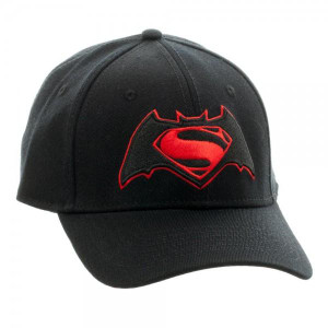 Batman v Superman Dawn of Justice Flex Cap