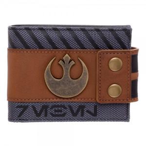 Rogue One Rebel Snap Bi-Fold Wallet
