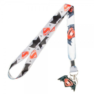 Batman v Superman: Dawn of Justice Logo Lanyard