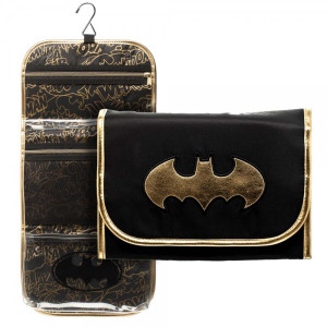 DC Comics Batman Cosmetic Bag