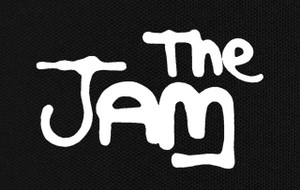 "The Jam - Logo 6x4"" Printed Patch"
