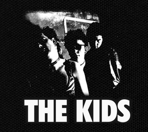 "The Kids 5x4.75"" Printed Patch"