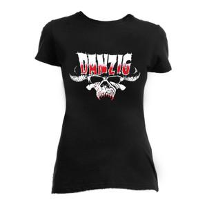 Danzig - Skull Blouse T-Shirt