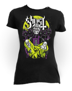 Ghost - Ghouls Blouse T-Shirt