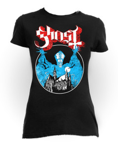Ghost - Opus Eponymous Blouse T-Shirt
