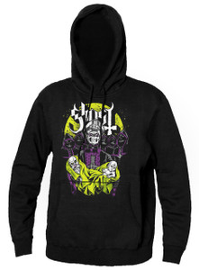 Ghost - Ghouls Hooded Sweatshirt