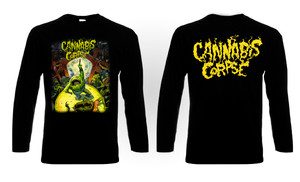 Cannabis Corpse - The Weeding Long Sleeve T-Shirt