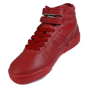Panam - Hi Top Red Womens Sneaker
