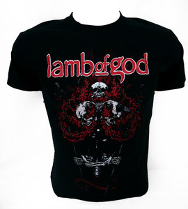 Lamb of God - Triple Skull T-Shirt