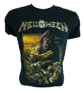 Helloween - Walls of Jerico T-Shirt