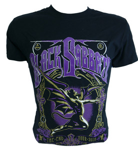 Black Sabbath - The End Tour T-Shirt