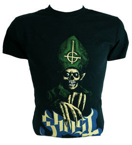 Ghost - Zombie Emeritus T-Shirt