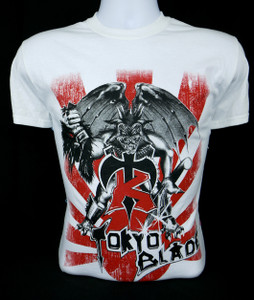 Tokyo Blade White T-Shirt