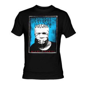 Cabaret Voltaire - Micro-Phonies T-Shirt