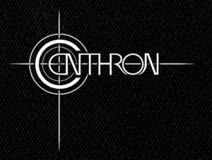"Centhron - Logo 6x4"" Printed Patch"