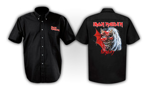 Iron Maiden - Purgatory Workshirt