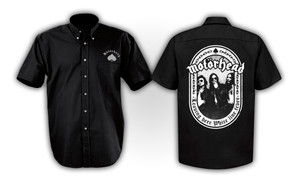 Motorhead - Leaving Here Workshirt