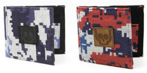 Antifashion - Digital Camo Print Wallet