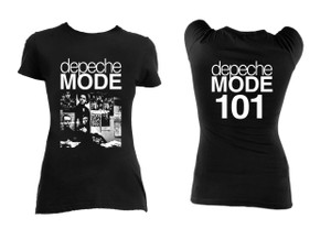 Depeche Mode - 101 Blouse T-Shirt