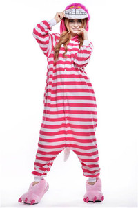 Adult Size Cheshire Cat Kigurumi Onesie