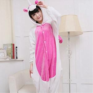 Adult Size Pink Unicorn Kigurumi Onesie