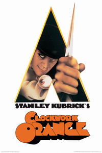 "Clockwork Orange 24x36"" Poster"