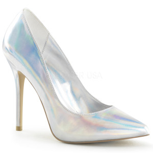 "5"" Hologram Stiletto High Heel by Pleaser"