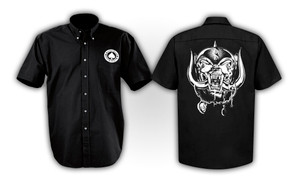 Motorhead - Live to Sin Workshirt