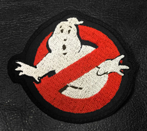 "Ghostbusters - Logo 3x3"" Embroidered Patch"