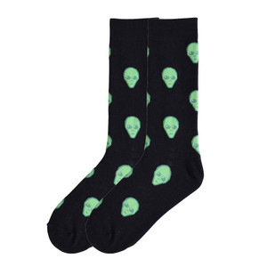 K. Bell - Mens Aliens Socks