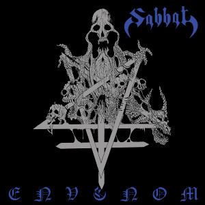"Sabbat - Envenom 4x4"" Color Patch"