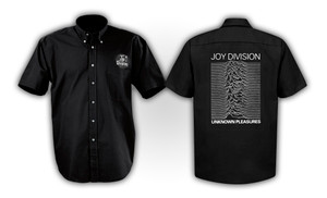 Joy Division - Unknown Pleasures Workshirt