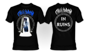 Cauldron - In Ruins T-Shirt