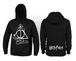 Harry Potter - Deathly Hallows Hooded Sweatshirt