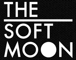 """The Soft Moon - Logo 5x4"""" Printed Patch"""