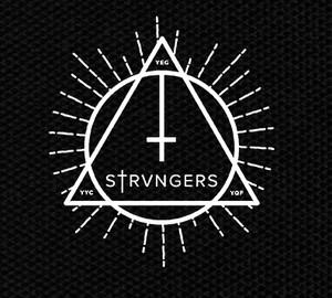 "Strvngers - Logo 3x4"" Printed Patch"