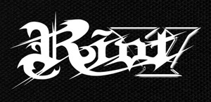 "Riot - Logo 5x3"" Printed Patch"