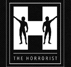 "The Horrorist - Logo 5x5"" Printed Patch"