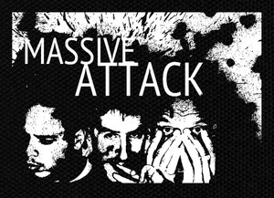 "Massive Attack - Band 5x4"" Printed Patch"