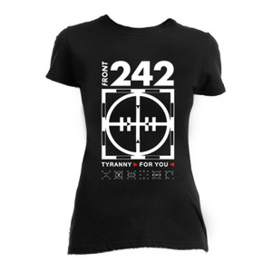 Front 242 - Tyranny for you Blouse T-Shirt